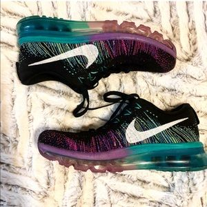 Rare Limited Edition Nike Flyknit Airmax